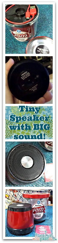 HMDX Jam Bluetooth Wireless Speaker