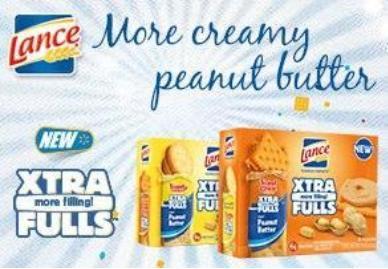 Lance® Xtra Fulls™ Toasty – now at Walmart