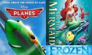 Disney PLANES LA Premiere – Details