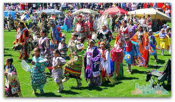 Plains Indian Museum Powwow 2013