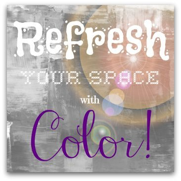 Refresh Your Space with Color