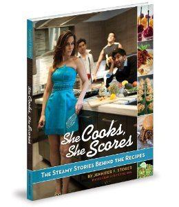 She Cooks She Scores Cookbook
