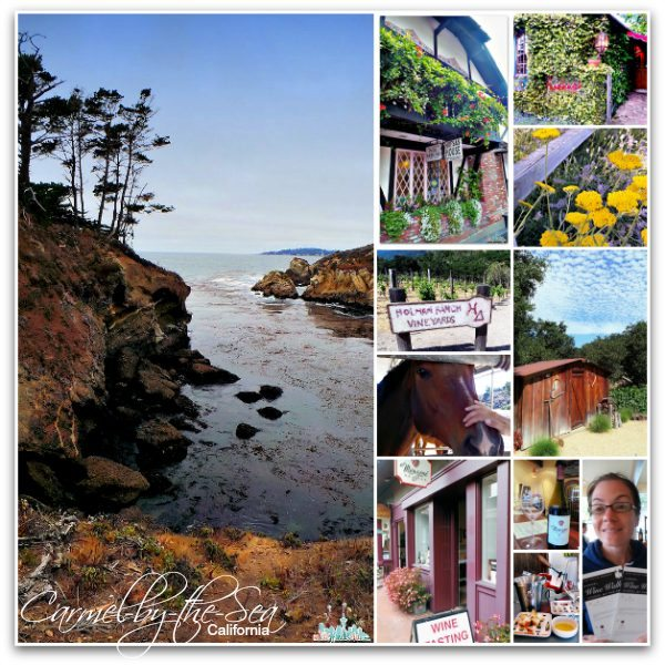 Travel California Carmel-by-the-Sea