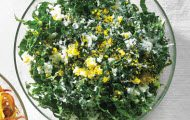 Tuscan Kale Caesar Slaw recipe by Epicurious