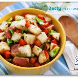 Zesty Dill Potato Salad