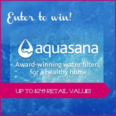 aquasana water filter giveaway
