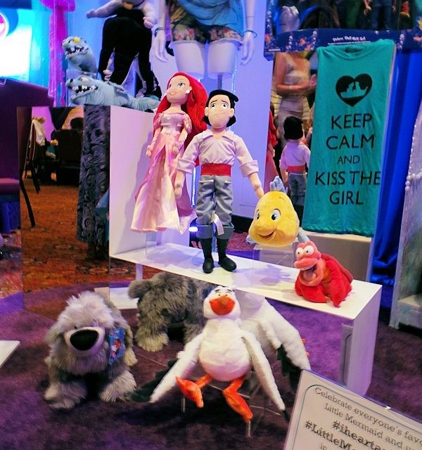 Disney Store Exclusives: Little Mermaid