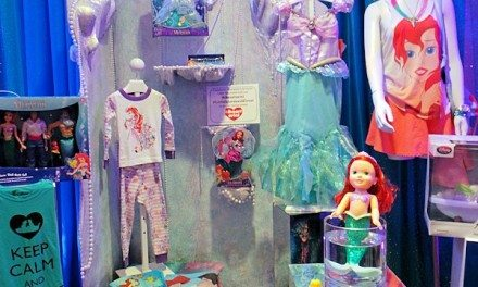 Little Mermaid Limited Edition Merchandise #iheartariel #littlemermaidevent
