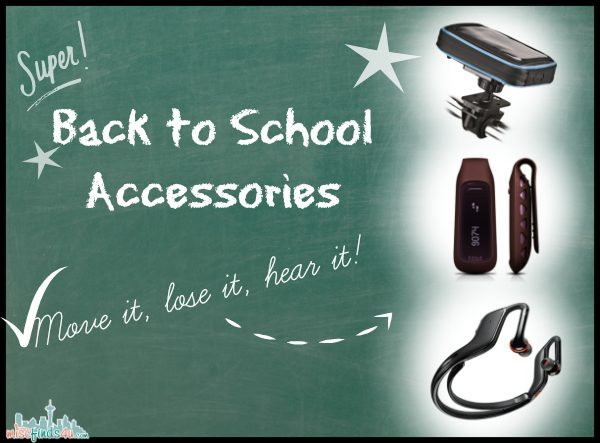 ATT Recommended Accessories for Back to School