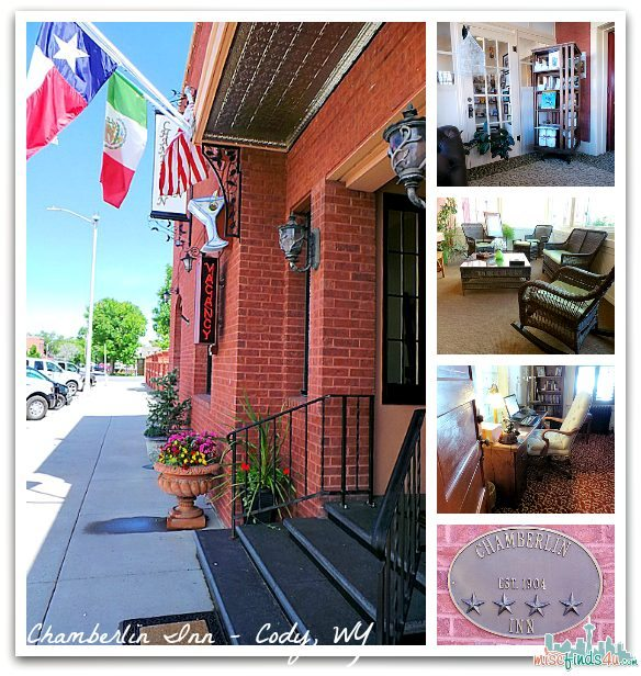Chamberlin Inn - Historic Downtown Cody Wyoming Hotels