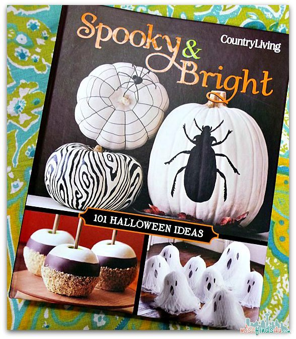 Country Living 101 Halloween Ideas Book - Spooky & Bright - Ad