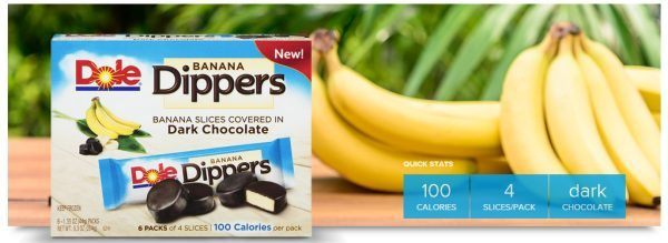 Dole Banana Dippers and Girls Night In #DoleBananaDippers @DoleFoods