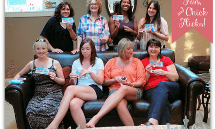 Girls Night In Party – Food, Fun and Chick Flicks