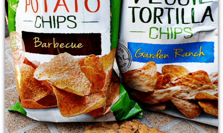 Green Giant Snack Chips – 2 New Flavors! #GiantFlavor