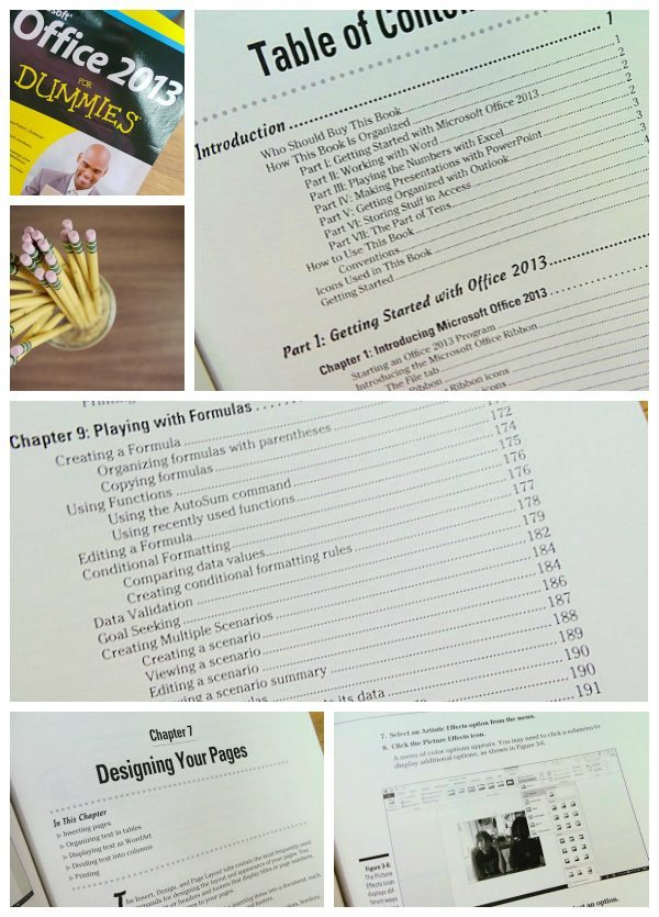 MS Office 2013 For Dummies Review - Ad