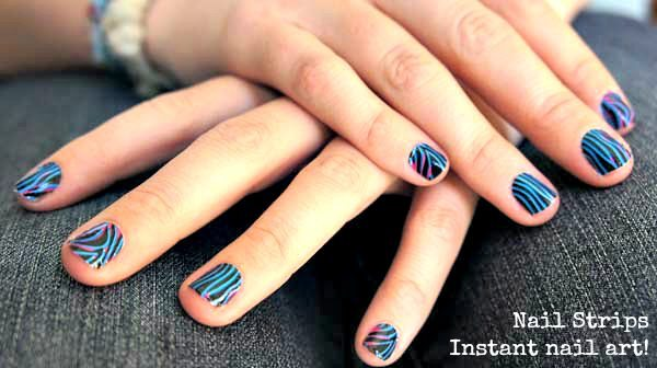 Nail Strips - Instant Nail Art