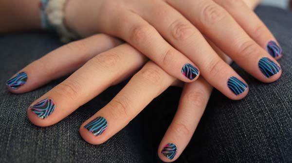 OMG nail strips