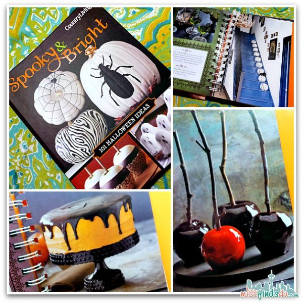 Spooky Halloween Ideas Patterns Recipes and Ideas - Ad