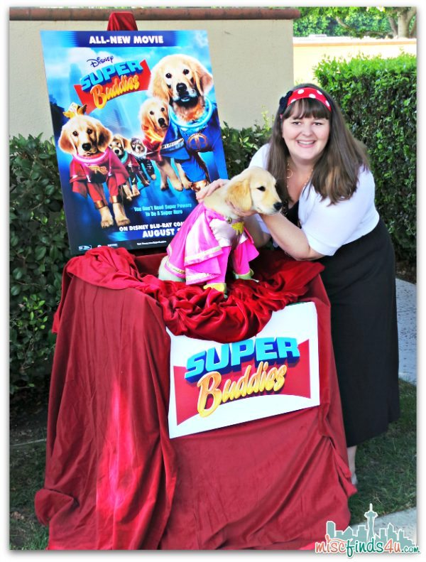 Super Buddies Blogger Photo Op