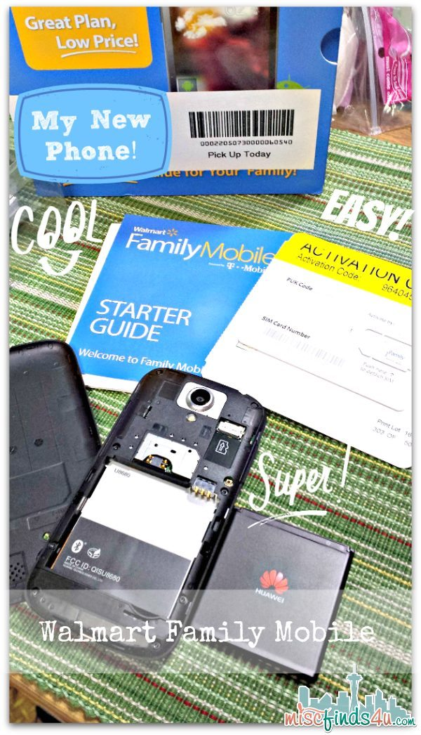 Walmart Family Mobile Activation - #FamilyMobileSaves #cbias  #shop