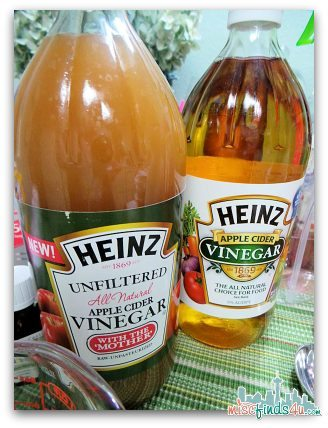 What does With the Mother on Vinegar Mean? #HeinzVinegar @HeinzVinegar Sponsored