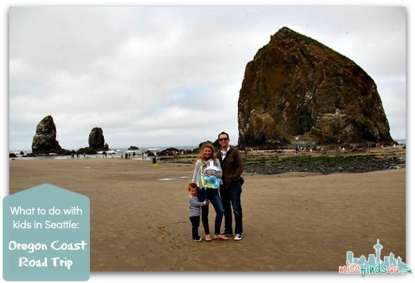 What to do with Kids in Seattle - Oregon Coast Road Trip