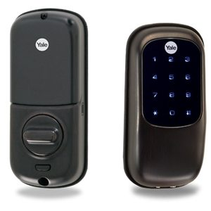 Yale Real Living Key Free Touchscreen Deadbolt