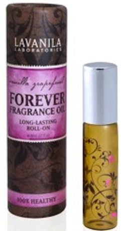 Lavanila Forever Fragrance Oil Vanilla Grapefruit - a truly NATURAL fragrance!  No harmful chemicals - natural essential oils ad
