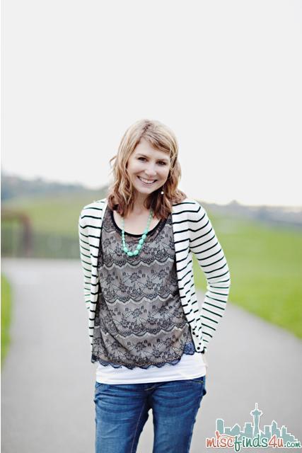 Seattle Mom Blogger Lyndsey Wells