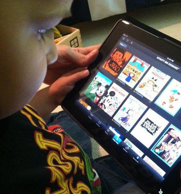 Comcast Xfinity on Demand Summer of Kids