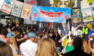 Disney PLANES Premiere Celebrities and Pre-Party Recap #DisneyPlanesPremiere