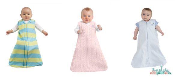 Safe & Cozy Baby Sleep with HALO SleepSack