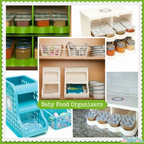 Baby Food Organizers and Ideas