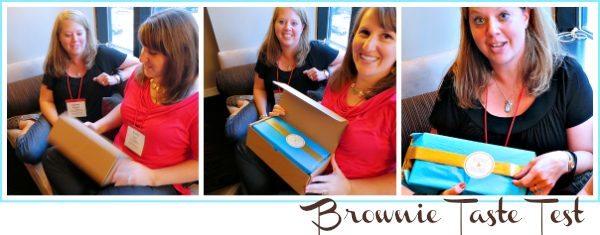Brownie Surprise - Weight Watchers Brownie Taste Test - Ad