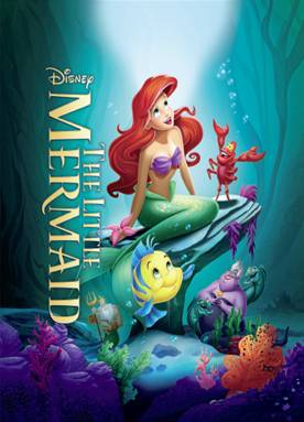 Little Mermaid Diamond Edition Release - #LittleMermaidEvent Ad