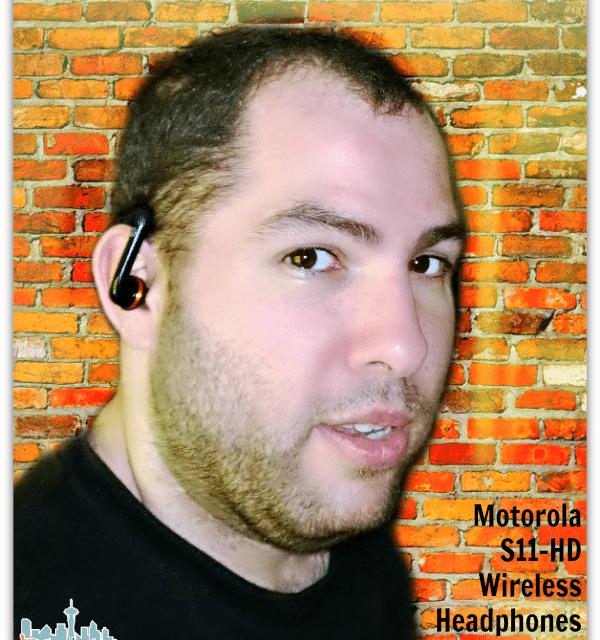 Motorola S11-HD Review – HD Wireless Headphones #attseattle