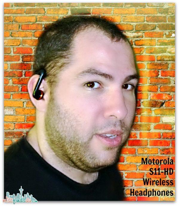 Motorola S11-HD Wireless Headphones - #attseattle Ad