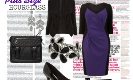 Plus Size Dresses That Flatter and Slim