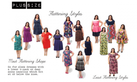 Plus Size Dresses: Looks that Flatter