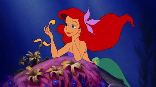 Little Mermaid Blu-ray – Available October 1
