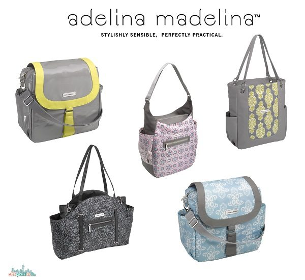 My Favorite Diaper Bag: Adelina Madelina - Ad