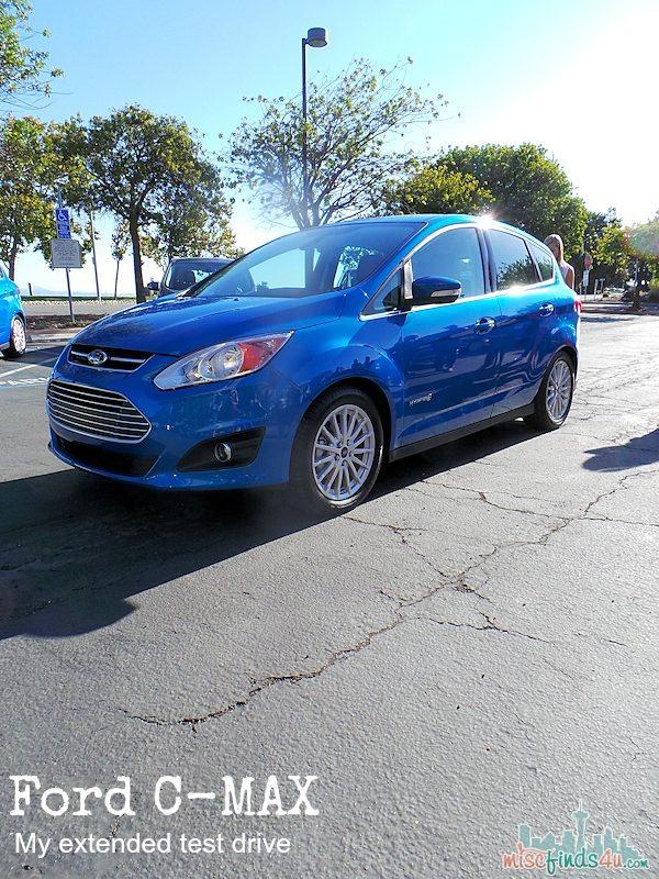 2014 Ford C-MAX Hybrid Car - extended test drive ad  #cmaxdrive