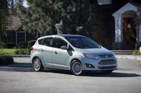 2014 Ford C-MAX - Source: WorldCarFans.com