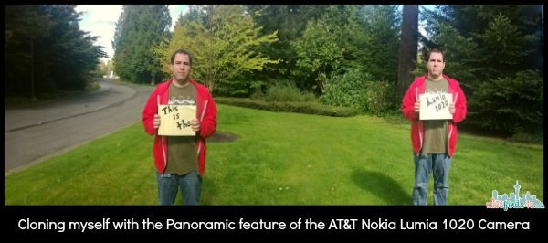 ATT Nokia Lumia 1020 Camera Capabilities - no retouching #attseattle ad
