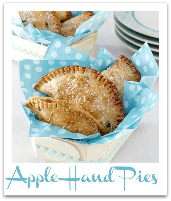Apple Hand Pie Recipe from Taste of Home
