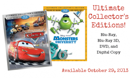 Disney Ultimate Collector's Edition: Monsters U / Cars