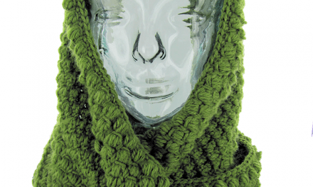 Crochet Infinity Scarf Pattern and Tutorial