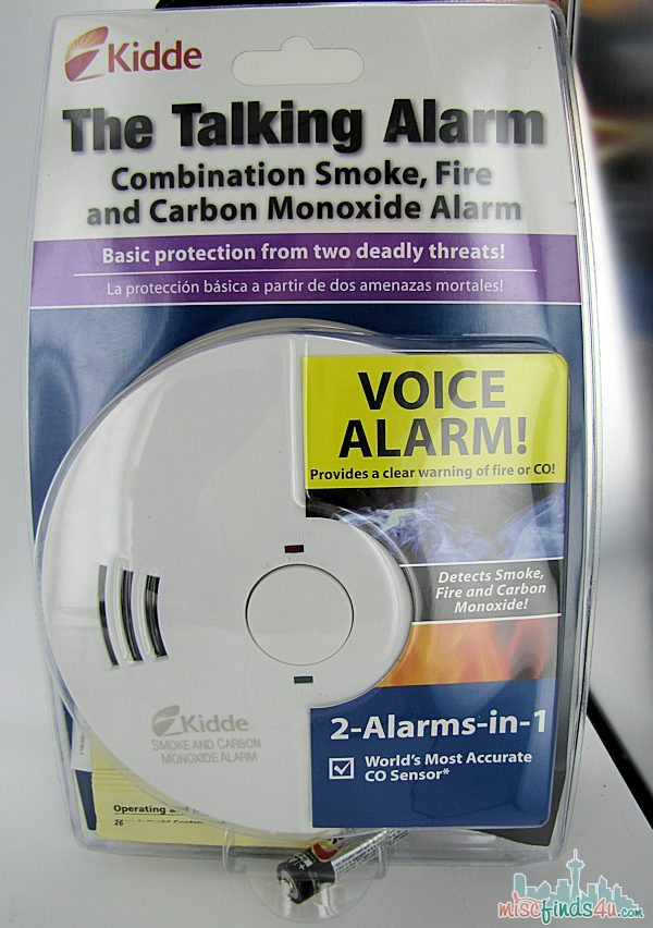 Kidde Alarm - change your batteries every 6 months and your alarm if your old one is outdated or broken - ad