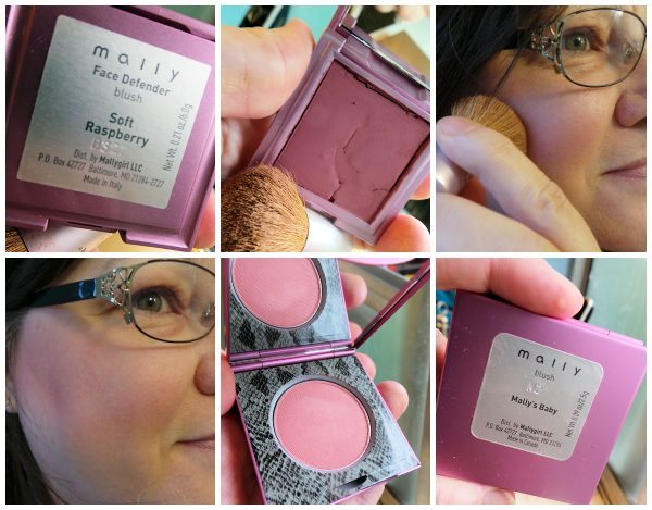 Mally Blush Review - After Photos