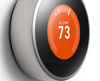 Nest Thermostat: It Learns and I Save #VZWBuzz